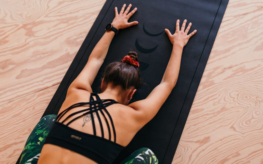 6 veelgemaakte yogafouten