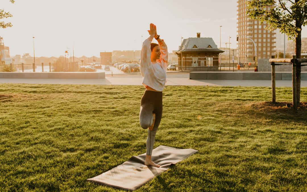 7 redenen om aan yoga te doen