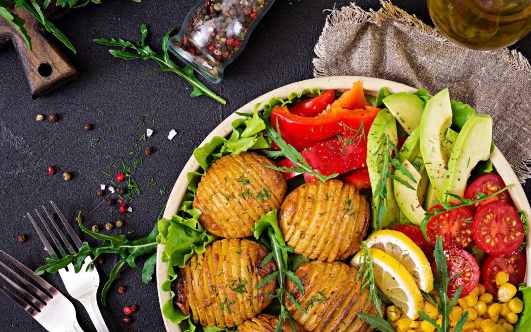 4 redenen om meer plantaardig te eten
